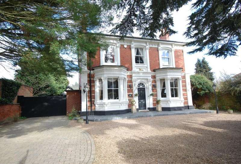 4 Bedrooms Town House for sale in Old Roses, Welholme Avenue, Grimsby, DN32