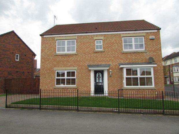 4 Bedrooms Detached House for sale in STUDLEY DRIVE, SPENNYMOOR, SPENNYMOOR DISTRICT