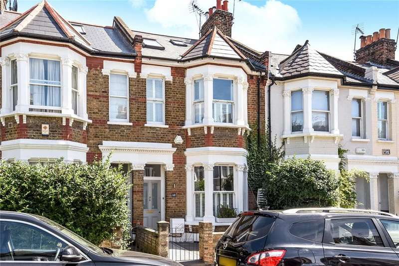 5 Bedrooms Terraced House for sale in Sumatra Road, West Hampstead, London, NW6