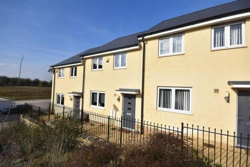3 Bedrooms Terraced House for sale in Hawthorn Way, Emersons Green, Bristol, BS16 7FT