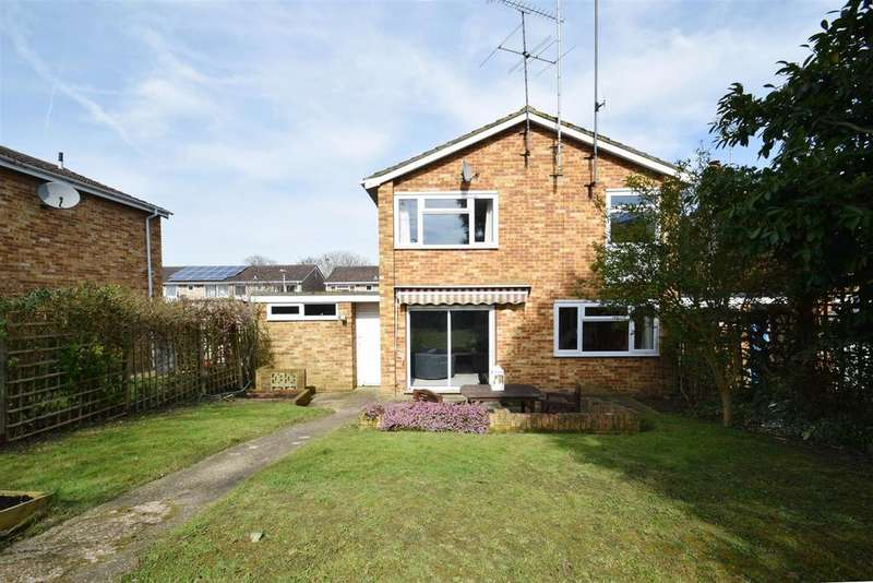 3 Bedrooms Link Detached House for sale in Galsworthy Drive, Caversham, Reading