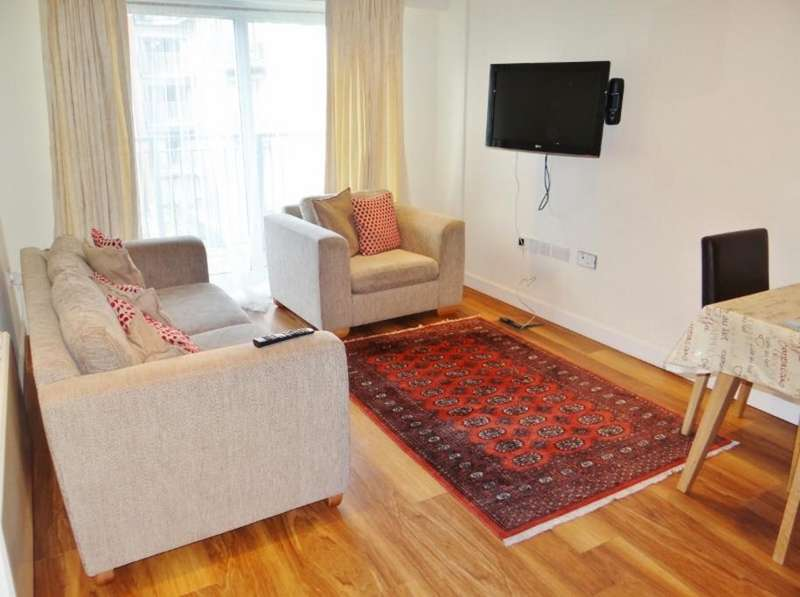 2 Bedrooms Flat for sale in Aerodrome Road, London, NW9
