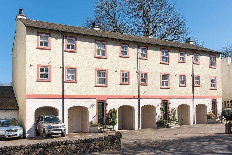 2 Bedrooms Apartment Flat for sale in 6 Mell Wood, Kirkby Stephen
