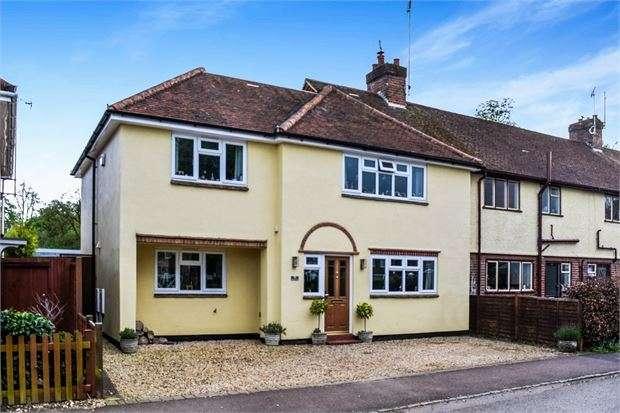 4 Bedrooms End Of Terrace House for sale in Baker Street, Waddesdon, Buckinghamshire. HP18 0LQ