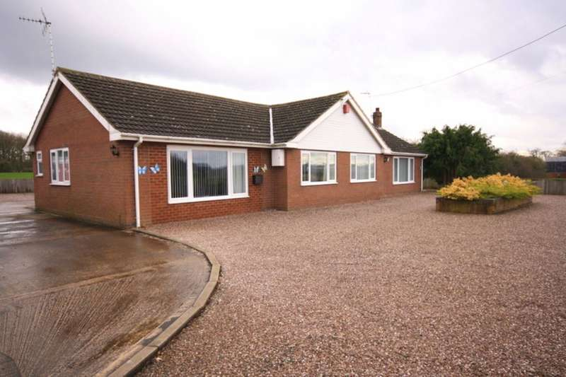4 Bedrooms Detached Bungalow for sale in Sheppenhall Lane, Aston, Nantwich, CW5