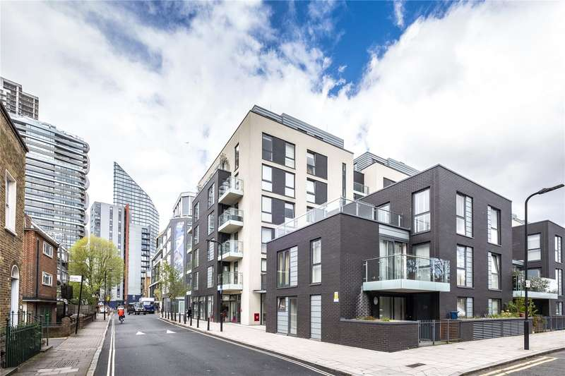 3 Bedrooms Flat for sale in Maldon Apartments, Micawber Street, London, N1