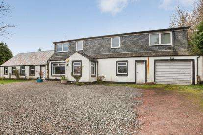 6 Bedrooms Detached House for sale in Hillview, Gartocharn