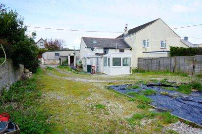 1 Bedroom Semi Detached House for sale in St. Austell, Cornwall