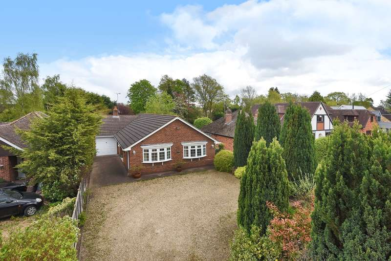 3 Bedrooms Detached Bungalow for sale in Barkham Ride, Finchampstead, RG40