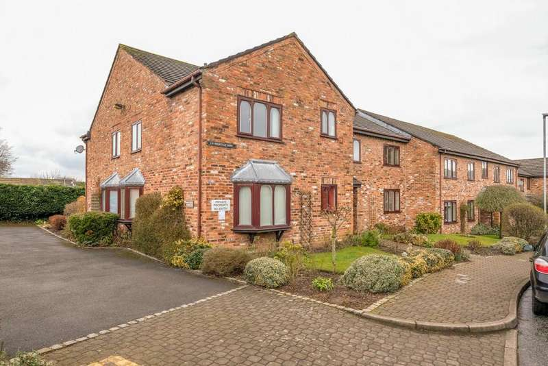 1 Bedroom Ground Flat for sale in Cyril Bell Close, Lymm