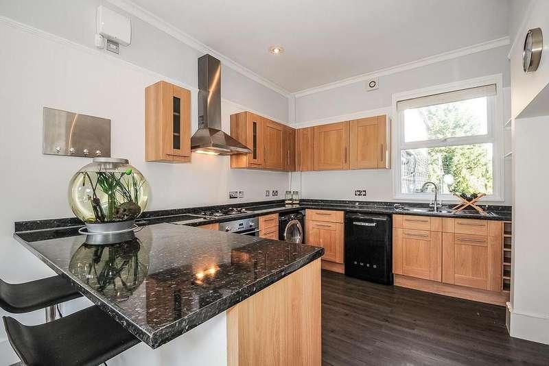 2 Bedrooms Flat for sale in Comerford Road, Brockley