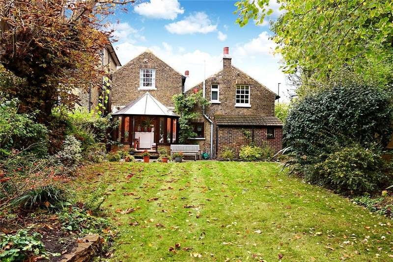 4 Bedrooms Detached House for sale in Wellesley Road, Chiswick, London, W4