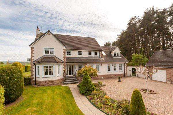4 Bedrooms Detached House for sale in Highwood, Highlandman Station, Crieff, Perthshire, PH7