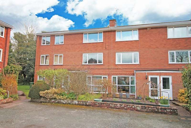 2 Bedrooms Apartment Flat for sale in Topsham