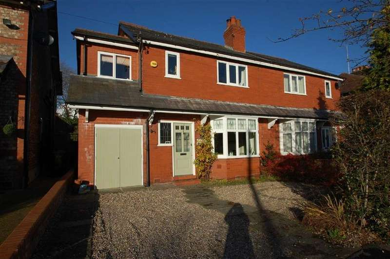 4 Bedrooms Semi Detached House for sale in Kitts Moss Lane, Bramhall, Cheshire
