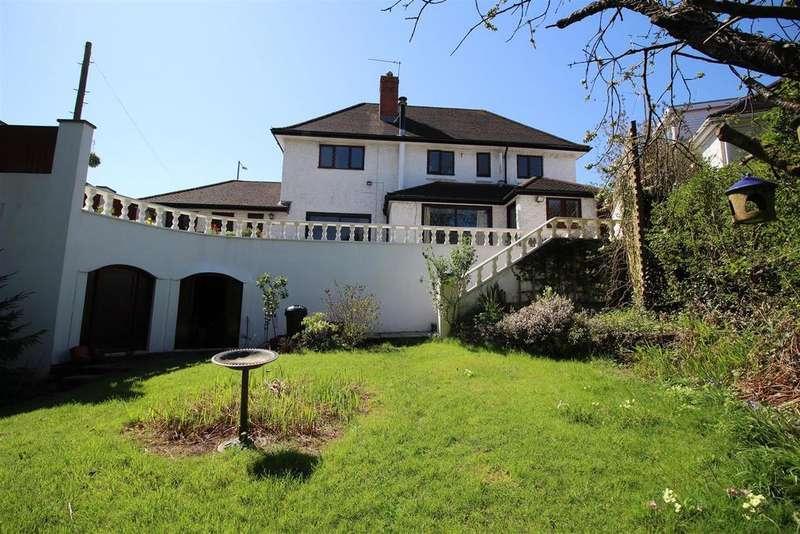 4 Bedrooms Detached House for sale in Allt-Yr-Yn Road, Newport