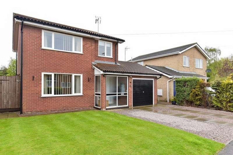 3 Bedrooms Detached House for sale in Quaker Lane, Spalding, PE11