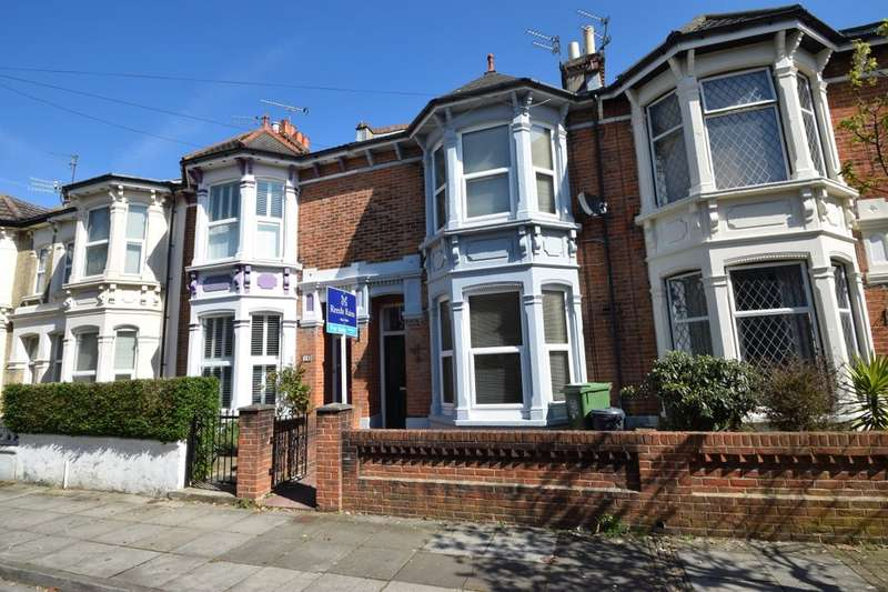 4 Bedrooms Terraced House for sale in Allens Road, Southsea, PO4