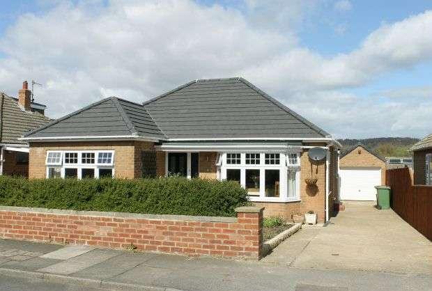 3 Bedrooms Detached Bungalow for sale in Avon Drive, Guisborough