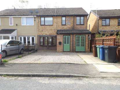 4 Bedrooms Semi Detached House for sale in Warwick Close, Bury, Greater Manchester, BL8