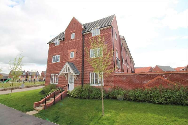 3 Bedrooms End Of Terrace House for sale in Angell Drive, Market Harborough