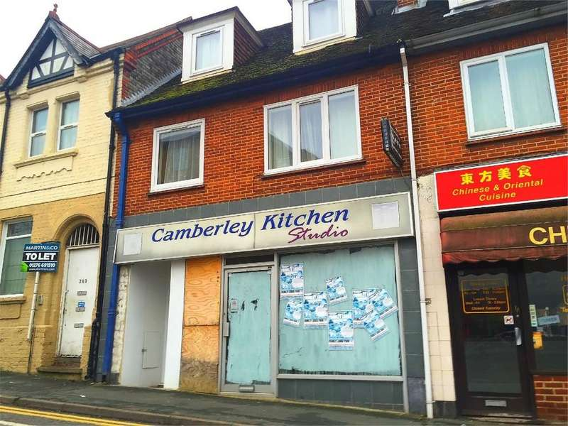 Land Commercial for rent in Frimley Road, Camberley
