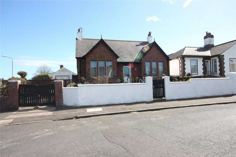 3 Bedrooms Detached Bungalow for sale in 71 Hawkhill Avenue, Ayr, South Ayrshire, KA8