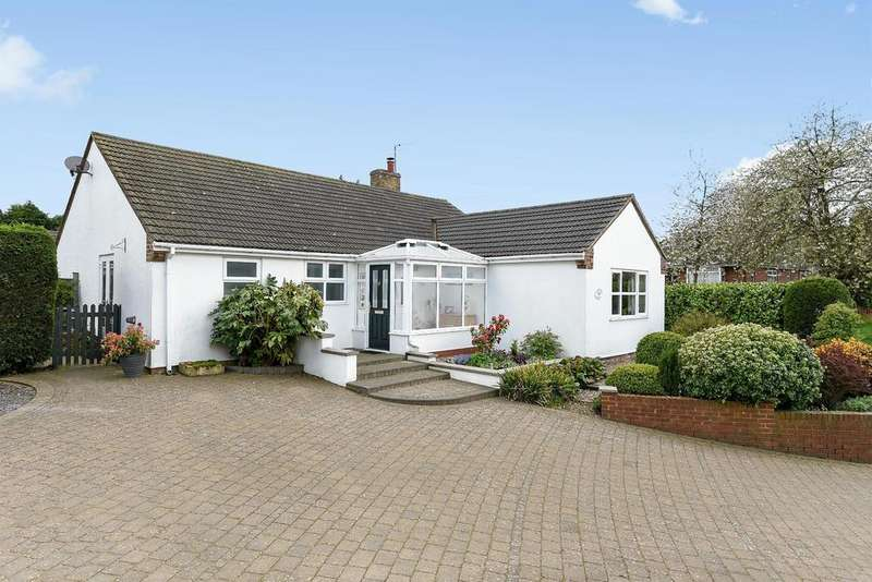3 Bedrooms Detached Bungalow for sale in Main Road, Toynton All Saints, Spilsby, PE23 5AE