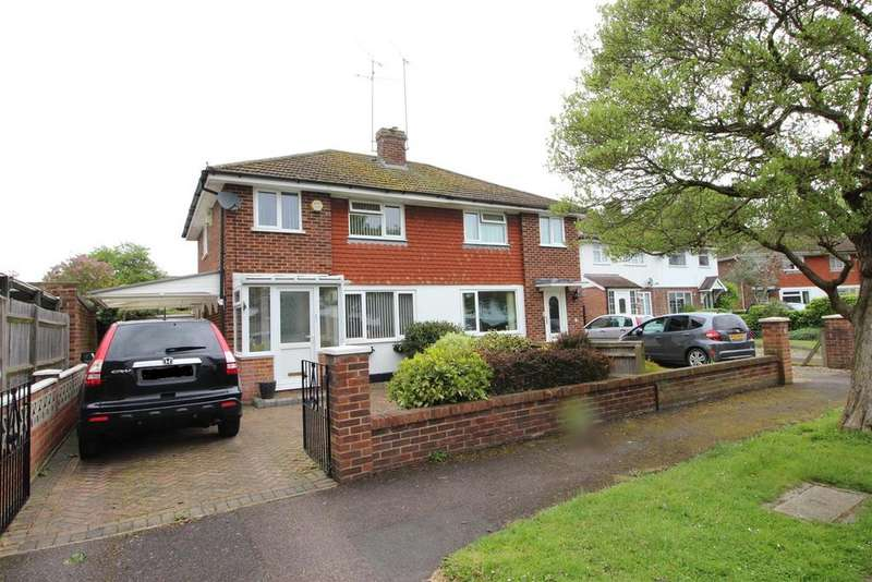 3 Bedrooms House for sale in Ainsdale Crescent, Reading