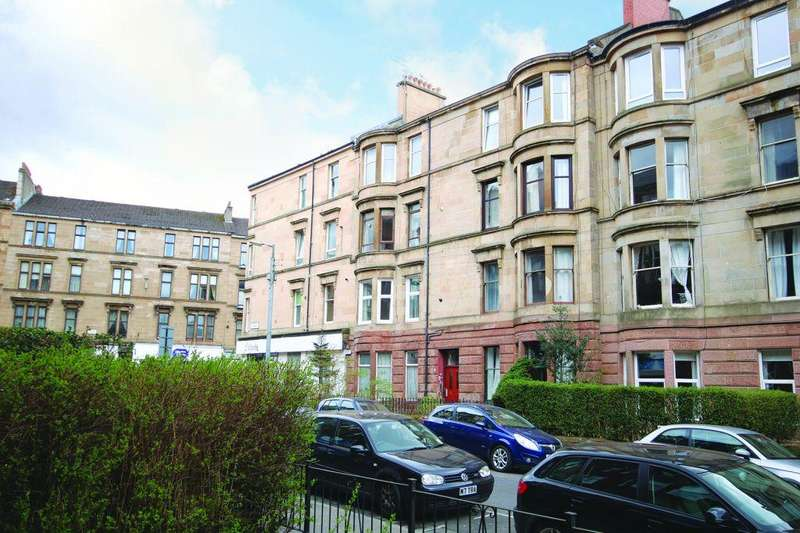 2 Bedrooms Flat for sale in 2/2, 3, Havelock Street, Partick, Glasgow, G11 5JB