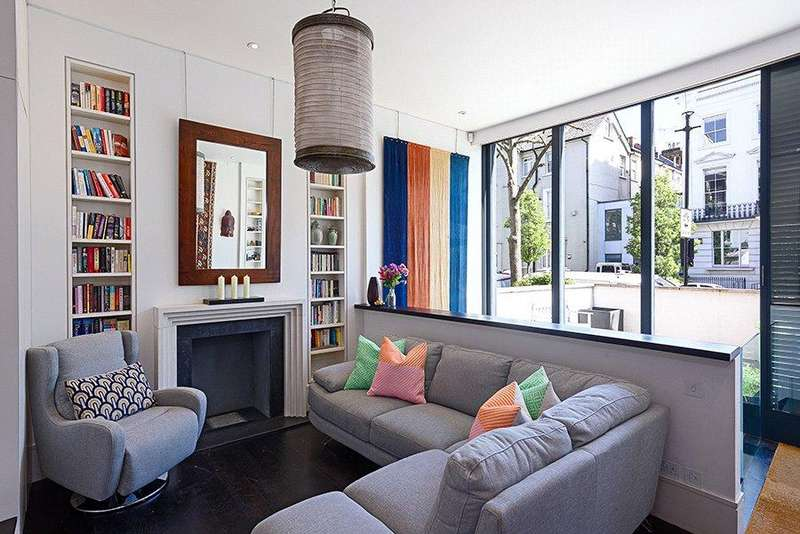 3 Bedrooms Terraced House for sale in Ledbury Road, Notting Hill, London