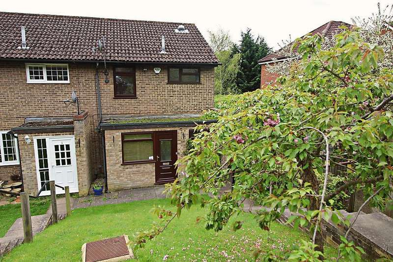 3 Bedrooms End Of Terrace House for sale in Badgers Rise, Caversham, Reading