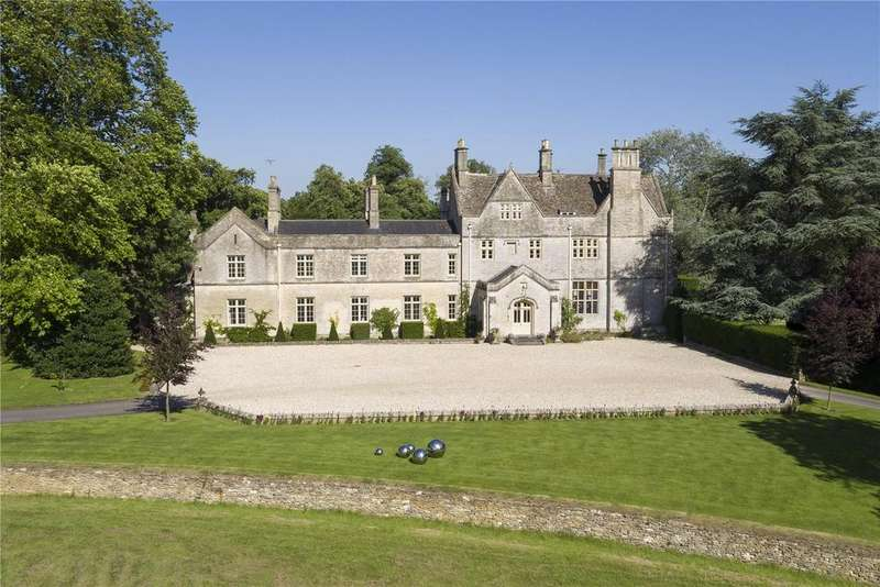 9 Bedrooms Detached House for sale in Ampney Crucis, Cirencester, Gloucestershire