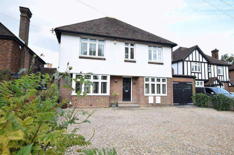 4 Bedrooms Detached House for sale in Penenden Heath Road, Maidstone
