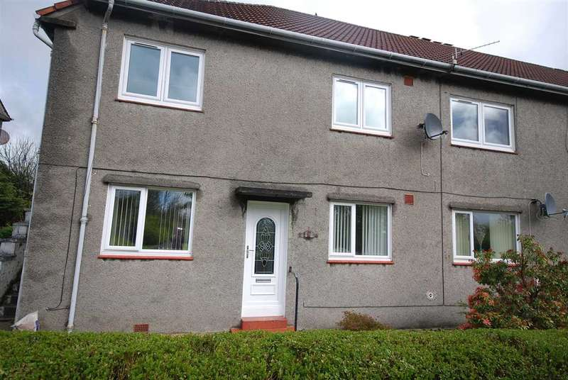 3 Bedrooms Flat for sale in Waterside Road, Kilwinning, Kilwinning