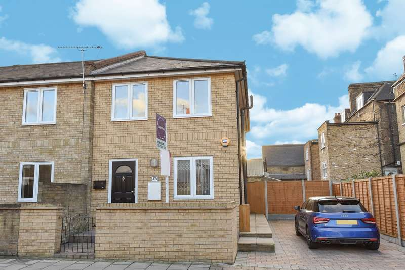 2 Bedrooms House for sale in Cambria Road, Camberwell, SE5