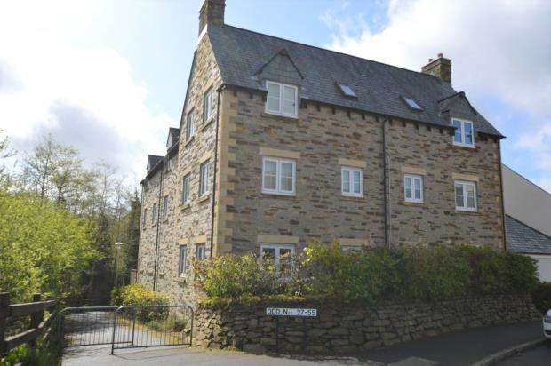 2 Bedrooms Flat for sale in Catchfrench Crescent, Liskeard, Cornwall