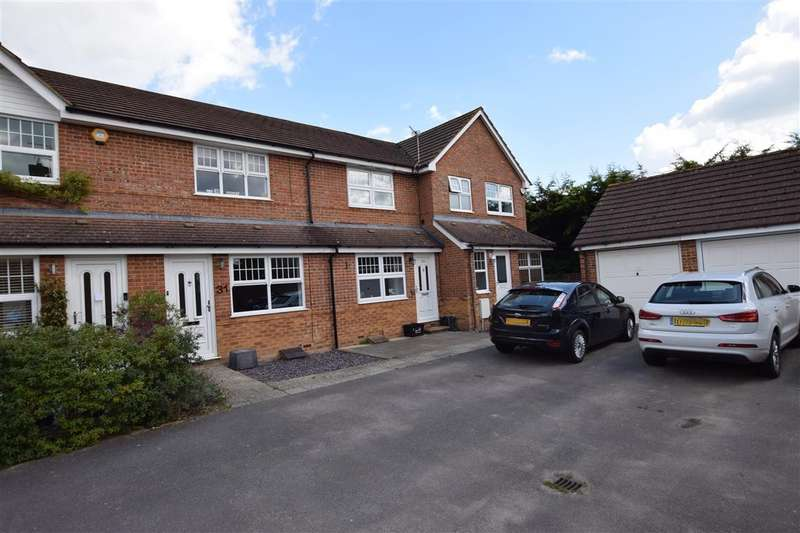 2 Bedrooms Terraced House for sale in Lansdowne Gardens, Spencers Wood, Reading, RG7