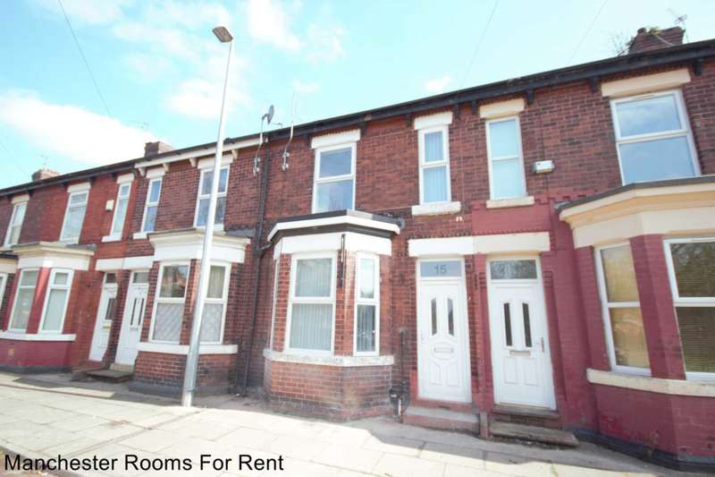 5 Bedrooms House Share for rent in Cemetery, Salford, M5 5WG