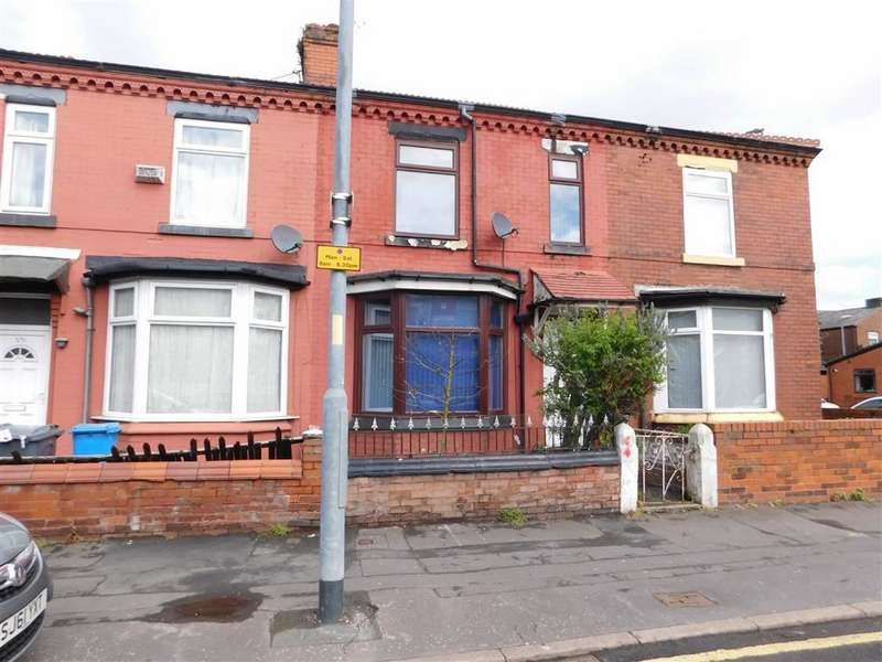 3 Bedrooms Terraced House for sale in Great Western Street, Manchester
