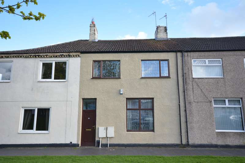 2 Bedrooms Terraced House for sale in East Green, West Auckland, Bishop Auckland, DL14 9HJ