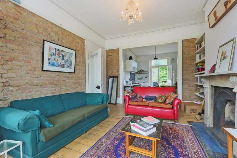 5 Bedrooms Terraced House for sale in Millbrook Road, London SW9