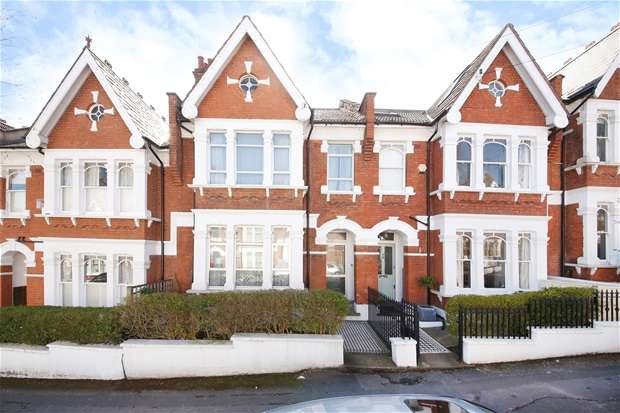 6 Bedrooms Terraced House for sale in Elfindale Road, Herne Hill