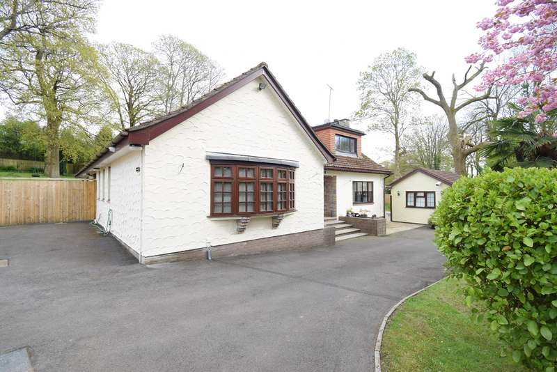 4 Bedrooms Detached Bungalow for sale in Mill Lane, Llanyravon, Cwmbran, NP44