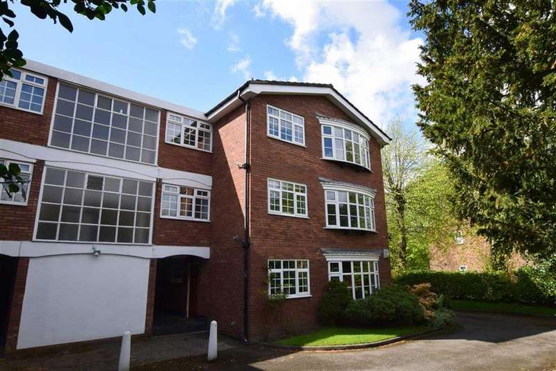 2 Bedrooms Apartment Flat for sale in Oakfield Mews, Sale, M33
