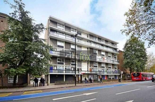 2 Bedrooms Maisonette Flat for sale in Insley House, Bow Road, Bow, E3