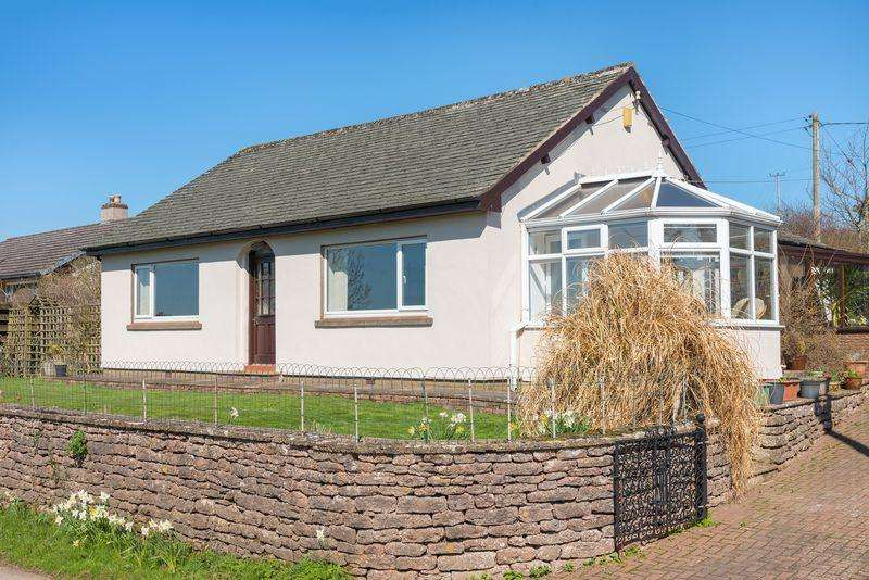 3 Bedrooms Detached Bungalow for sale in Too-Young, Hartley, Kirkby Stephen