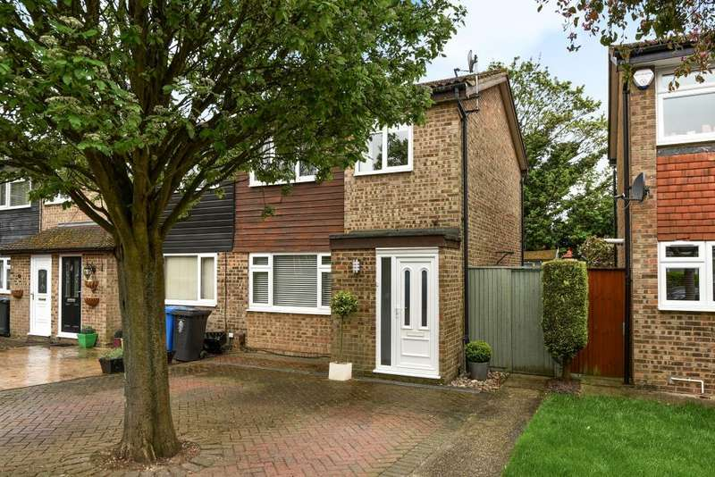 3 Bedrooms House for sale in Palmers Close, Maidenhead, SL6