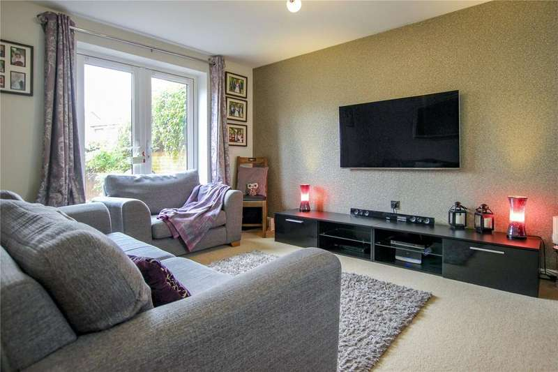 3 Bedrooms Terraced House for sale in Crutchley Wood, Bracknell, Berkshire, RG12