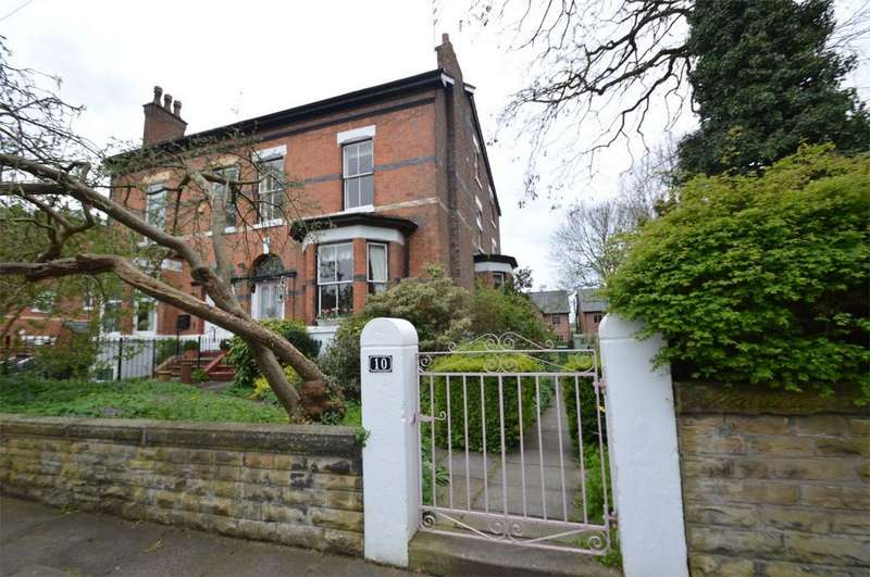 6 Bedrooms Semi Detached House for sale in Holmefield, SALE, Cheshire